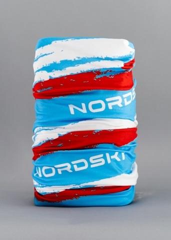 Баф Nordski Stripe Blue/Red