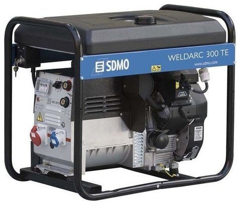 Кожух для бензиновой электростанции SDMO WeldArc 300TE XL C