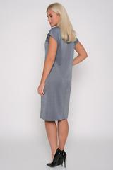 """<p>Платье """"Мерси"""" для предстоящих торжеств с деликатным блеском люрекса.&nbsp;</p>"""