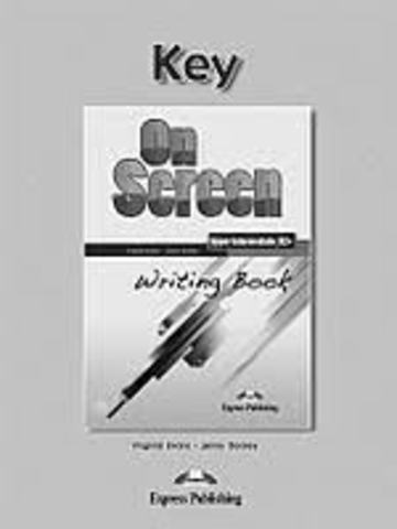 On Screen B2+. Writing Book Key