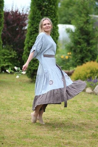 Татьяна. Платье женское PL-4245