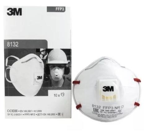 Респиратор 3М 8132 FFP3