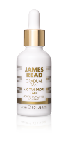 Капли-концентрат - освежающее сияние H2O James Read Tan Drops Face