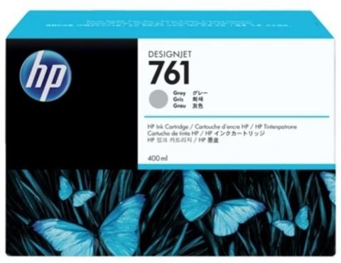Оригинальный картридж струйный HP CM995A 761 серый