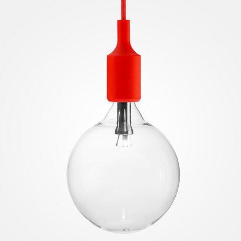 Подвесной светильник Loft SL016 (Красный)