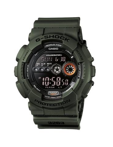 Часы мужские Casio GD-100MS-3ER G-Shock