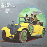 Miles Davis / Jack Johnson (Original Soundtrack Recording) (LP)