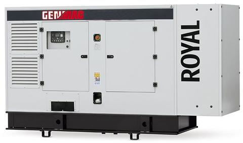 Дизельный генератор Genmac G225PS