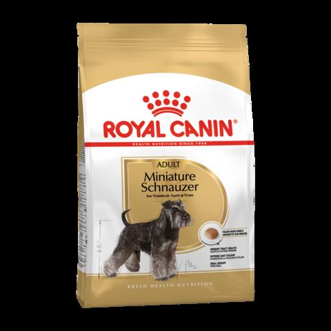 Royal Canin Miniature Chnauzer Adult Сухой корм для собак породы миниатюрный шнауцер