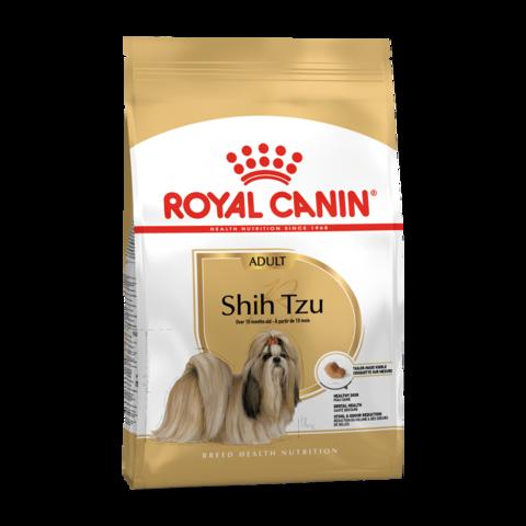 Royal Canin Shih Tzu Adult Сухой корм для собак породы Ши-тцу