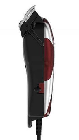 Машинка для стрижки Wahl Magic Clip 5Star, сетевая, 8 насадок, бордовая