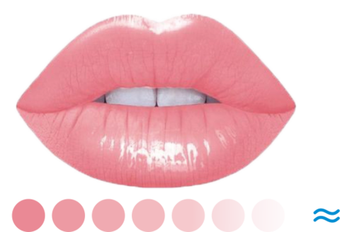 Обнаженный рай #7 • LIP BLUSH • пигмент для губ