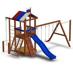 Детская игровая площадка «Джунгли 7»