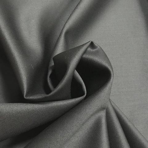 Ткань костюмно-плательная ткань цвет черный 3295