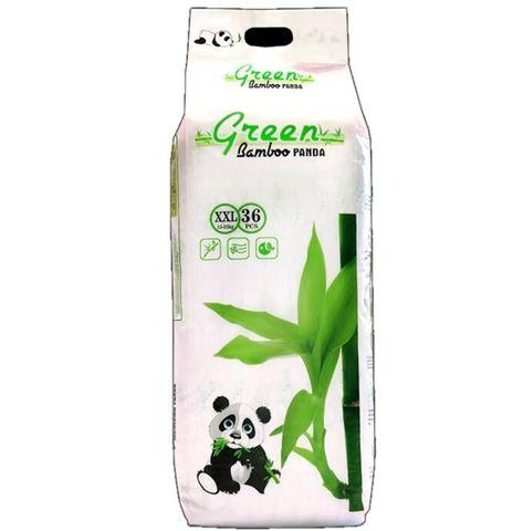 Трусики Green Bamboo Panda Эконом,  15-25 кг (XXL)