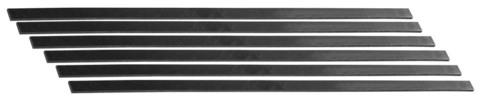 Накладки на сани Тайга 2300 (2180х35х8), 5 шт.