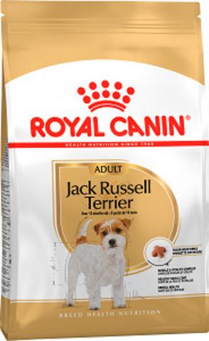 Royal Canin Jack Russell Terrier Adult сухой корм для собак породы Джек Рассел Терьер в возрасте от 10 месяцев