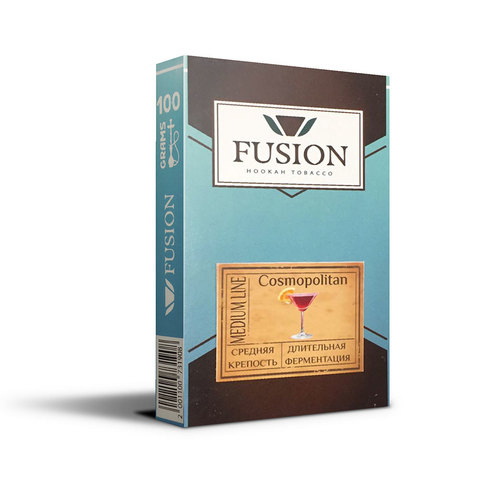 Табак Fusion Medium Cosmopolitan 100 г