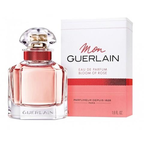 Guerlain: Mon Guerlain Bloom Of Rose женская парфюмерная вода edp, 30мл