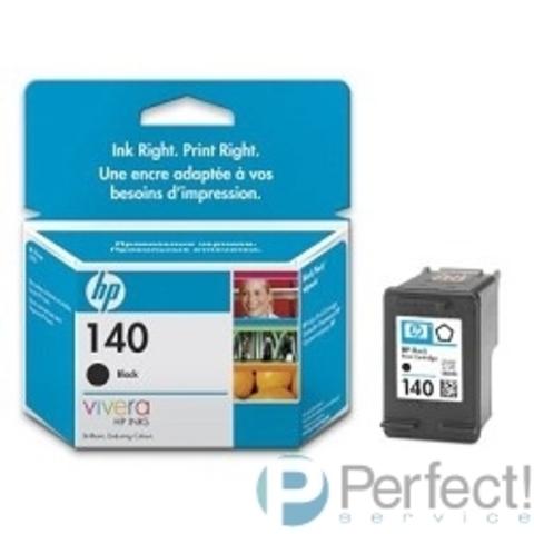 HP CB335HE Картридж №140, Black {OfficeJet J5783, Black}