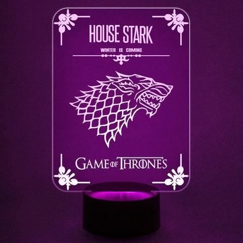 House Stark - Игра престолов