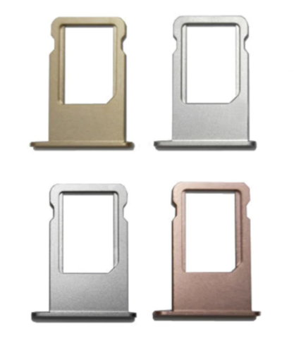 SIM CARD HOLDER Apple iPhone 6S Orig Silver