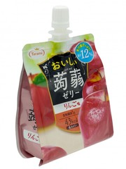Желе питьевое Tarami Конняку со вкусом Яблока 150 гр.