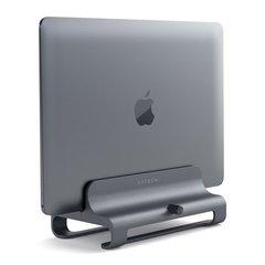 Подставка Satechi Universal Vertical Aluminum Laptop Stand для ноутбуков, серый