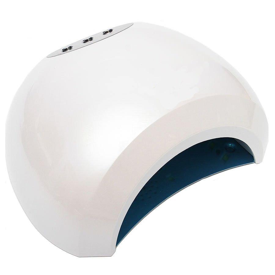 UV/LED лампы UV/LED Лампа для ногтей 48 Вт, с вентилятором, сенсорная, белая UV_LED_Лампа_для_ногтей_48_Вт__с_вентилятором__сенсорная__белая.jpg
