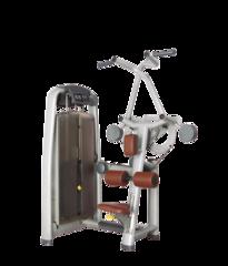 BRONZE GYM A9-012B Вертикальная кросс-тяга (КОРИЧНЕВЫЙ)