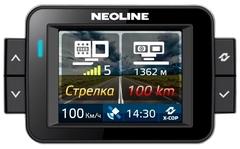 Купить комбо-устройство Neoline X-COP 9000 (видеорегистратор, радар-детектор, GPS-информатор) от производителя, недорого.