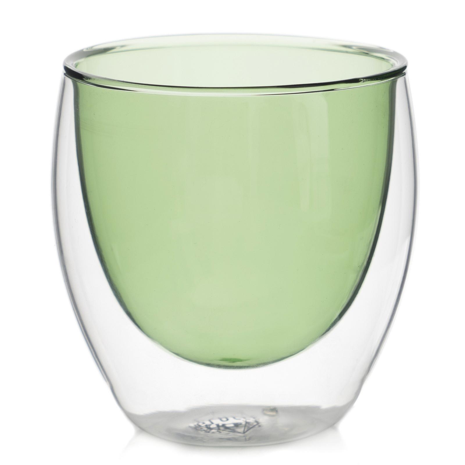 Все товары Стеклянный стакан с двойными стенками зеленого цвета, 250 мл зеленый33.jpg