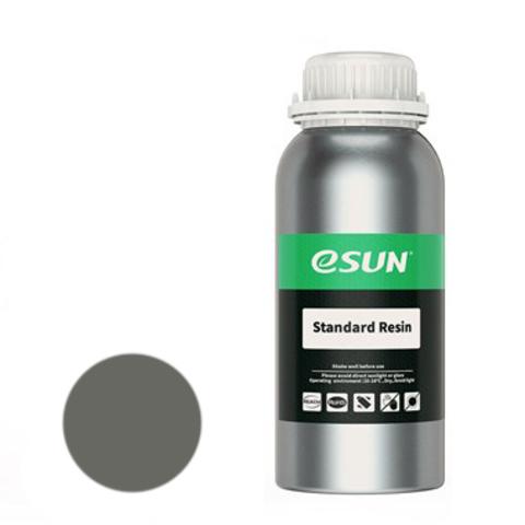 Фотополимер ESUN Standard серый (0,5 кг)