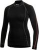 Термобелье Рубашка Craft Warm Wool женская черная