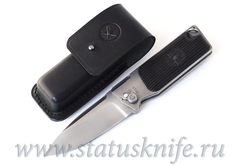 Нож Уракова А.И. ТТ-33 440С