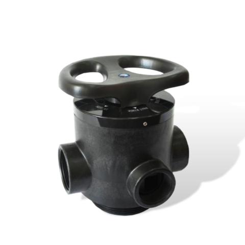 Ручной клапан RUNXIN TM.F56D - фильтр., до 10 м3/час