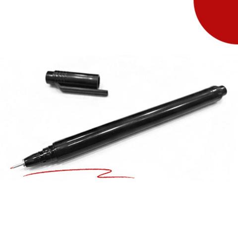 Ручка-маркер для дизайна красная Patrisa Nail M154