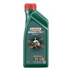 Моторное масло Castrol Magnatec Diesel 10W-40 B4 DUALOCK 1 л