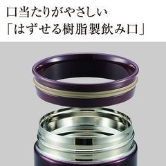 Контейнер для супов (термос, термокружка) Zojirushi SW-HB55-VD