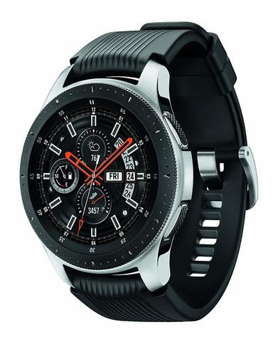 Часы Samsung Galaxy Watch  R800 (46 mm) Silver (Серебристый)