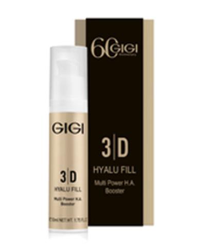 GiGi 3D Hyalu Fill Крем- сыворотка 50 мл.