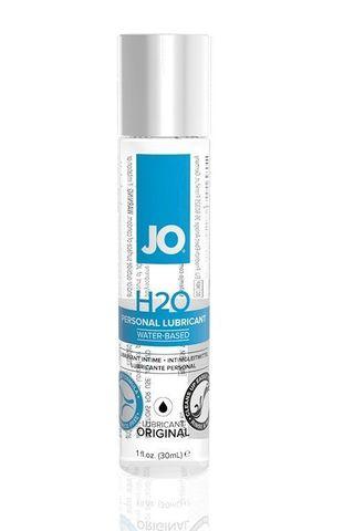 Лубрикант на водной основе JO Personal Lubricant H2O - 30 мл.