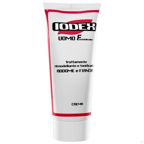 Крем для тела для мужчин Iodex Uomo F-Fosfatidilcolina, 200 мл