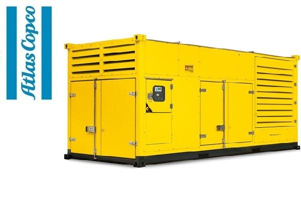 Дизельная электростанция (генератор) Atlas Copco QAC 800