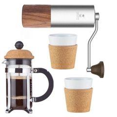 Кофейный подарочный набор Woody