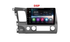 Штатная магнитола FarCar s200 для Honda Civic 07-12 на Android (V044R-DSP)