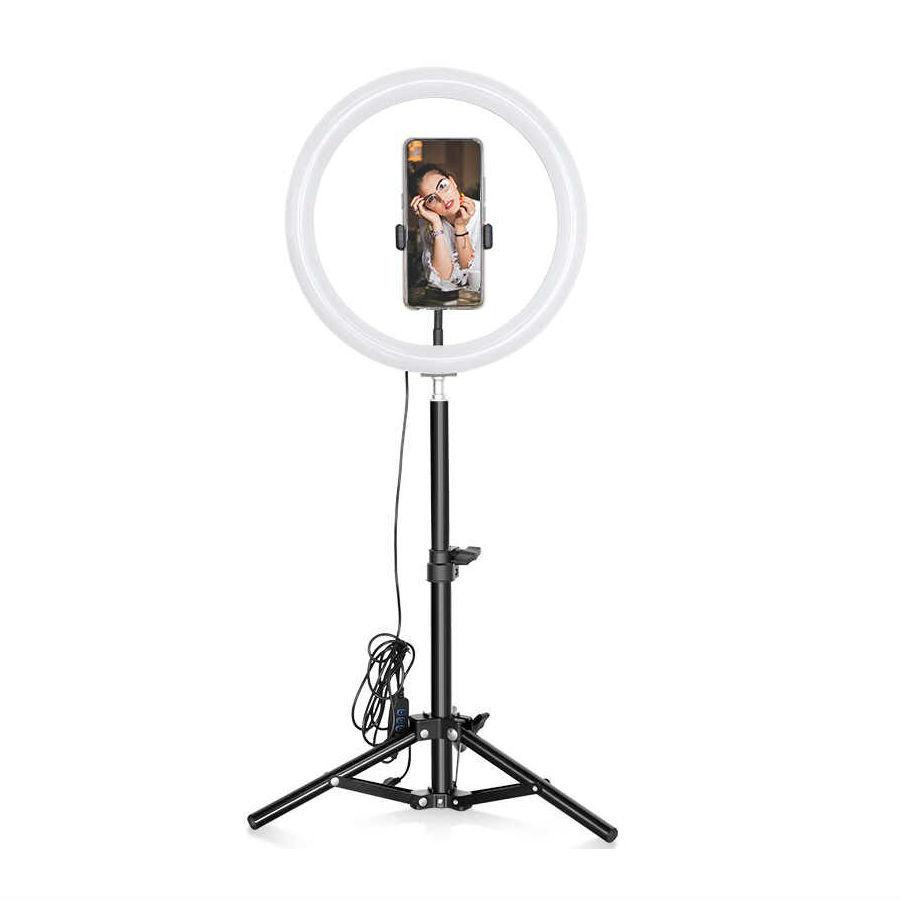 Гаджеты и hi-tech аксессуары Кольцевая лампа со штативом (33см) Ring Fill Light koltsevaya-svetodiodnaya-lampa-30-sm-so-shtativom-ring-fill-light.jpg