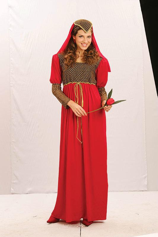 Карнавальный костюм взрослый Джульетты