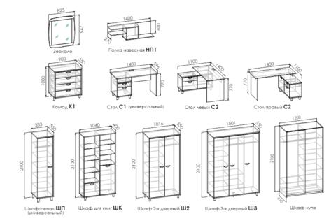 Модульная система АМЕЛИ