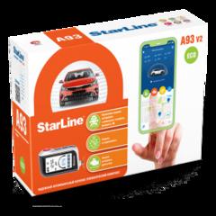 Автосигнализация StarLine A63 v2 GSM ECO